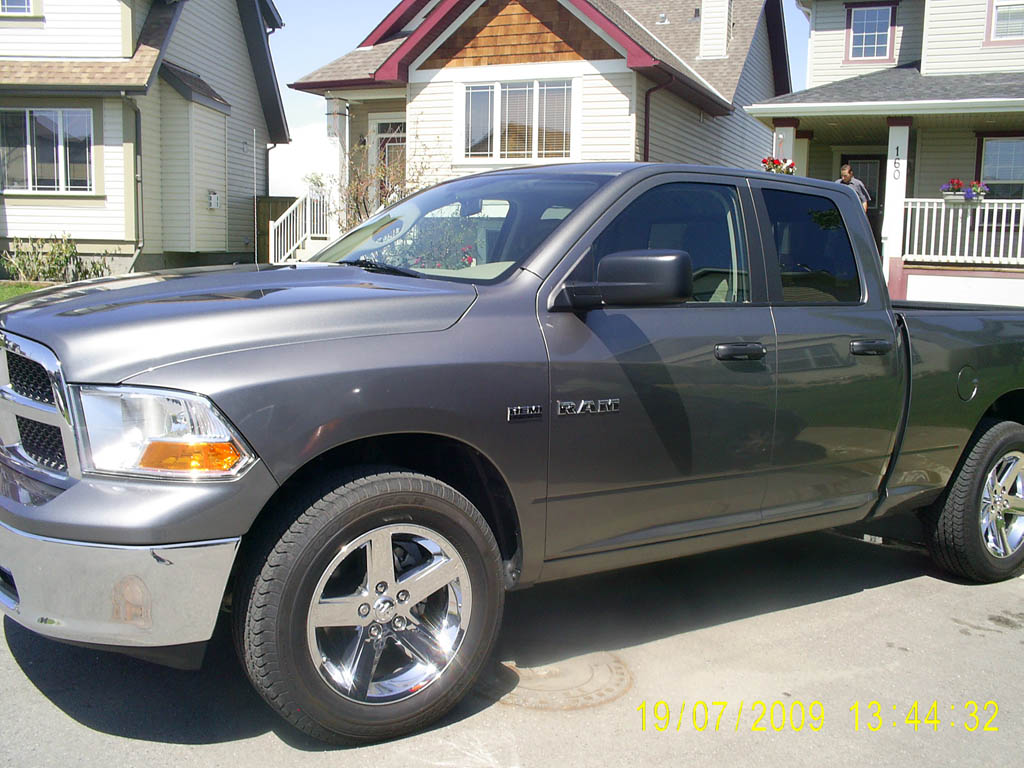 2009  Dodge Ram 1500  picture, mods, upgrades
