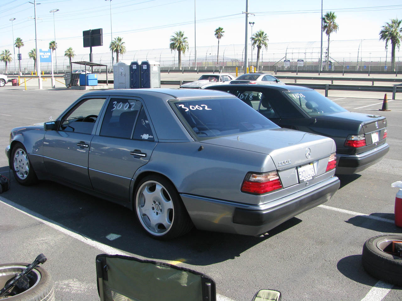 1992  Mercedes-Benz 500E  picture, mods, upgrades