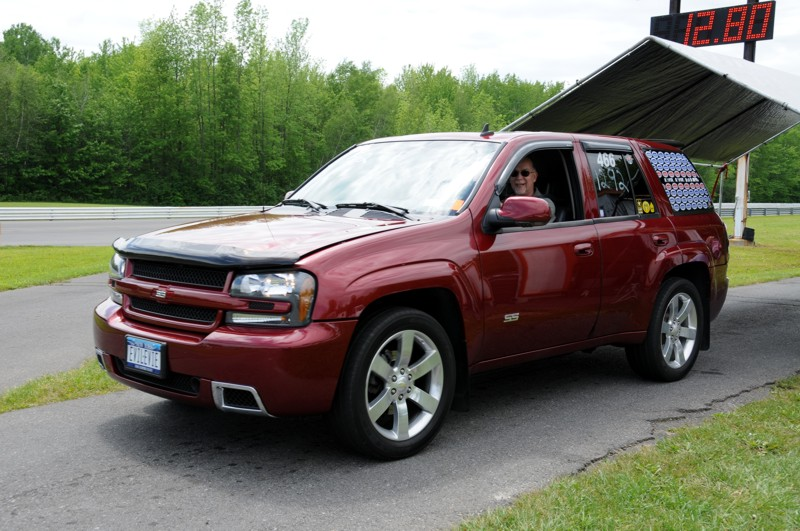 2007  Chevrolet TrailBlazer AWD SS picture, mods, upgrades