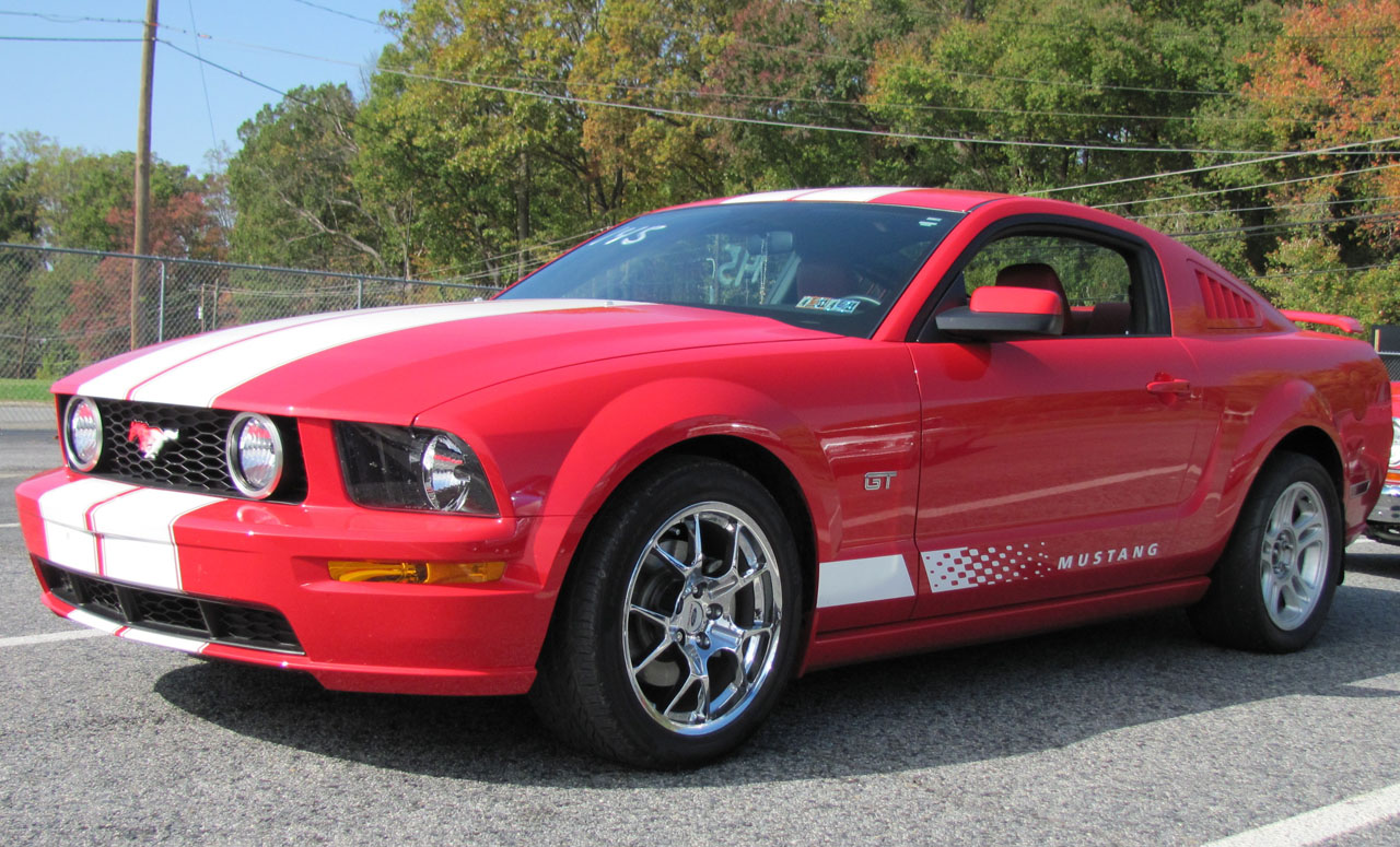 2005 ford mustang gt picture mods upgrades