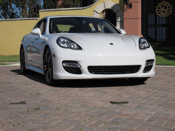 2010 Porsche Panamera Twin Turbo