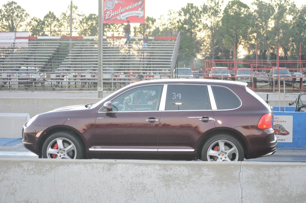 2006  Porsche Cayenne Turbo picture, mods, upgrades