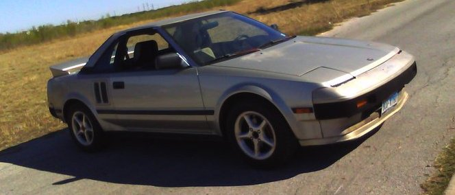 1985  Toyota MR2  picture, mods, upgrades