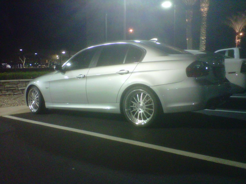 2008  BMW 335i E90 Sedan picture, mods, upgrades