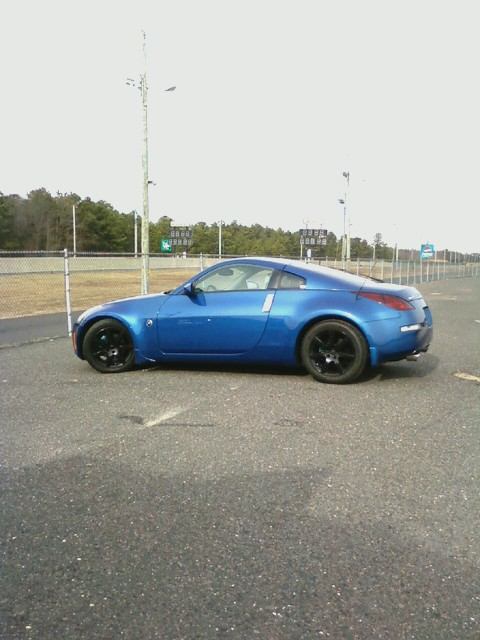 2004  Nissan 350Z  picture, mods, upgrades