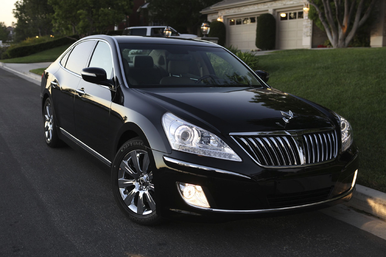 2011  Hyundai Equus  picture, mods, upgrades