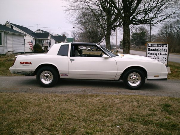 1988  Chevrolet Monte Carlo ss picture, mods, upgrades