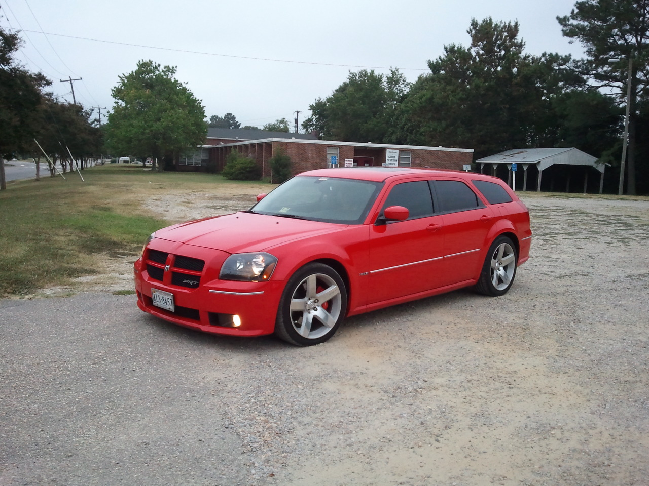 2007  Dodge Magnum SRT-8 picture, mods, upgrades