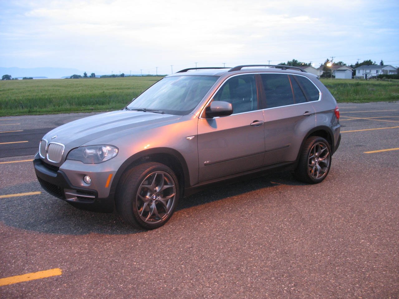 2007  BMW X5 V8 4.8i picture, mods, upgrades