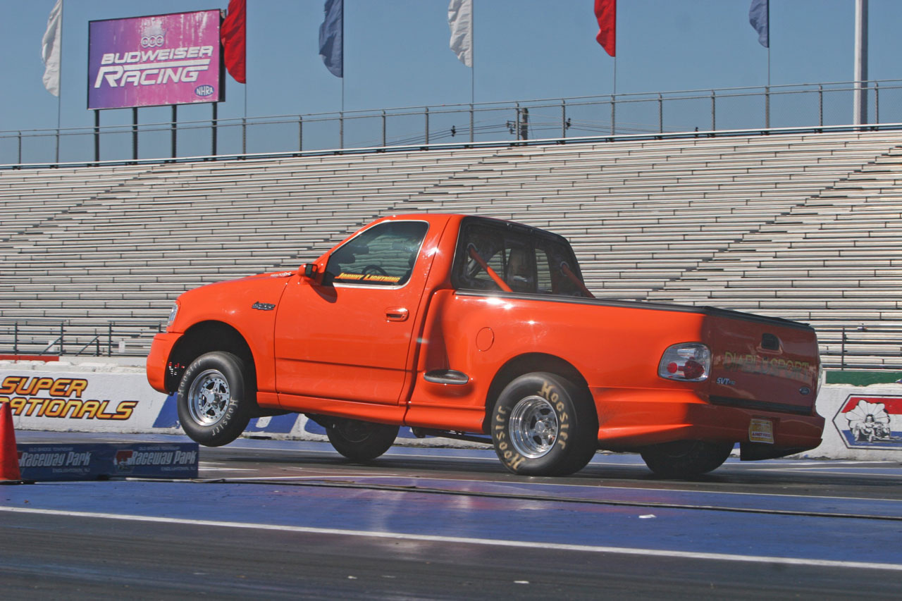 Ford Lightning Specs >> 2002 Ford F150 Lightning Johnny Lightning Edition 1/4 mile ...