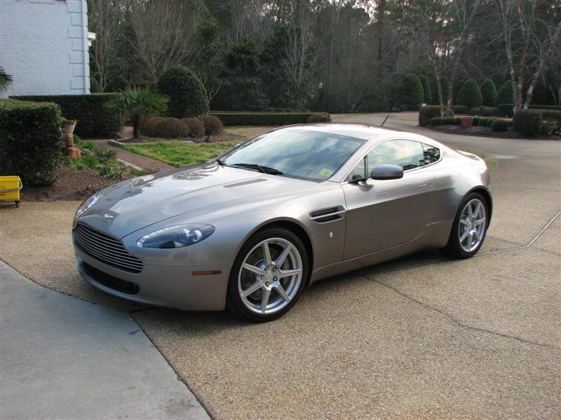 2007 Aston Martin AMV8 Manual