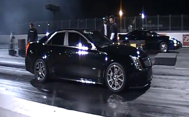 CTS-V Nitrous
