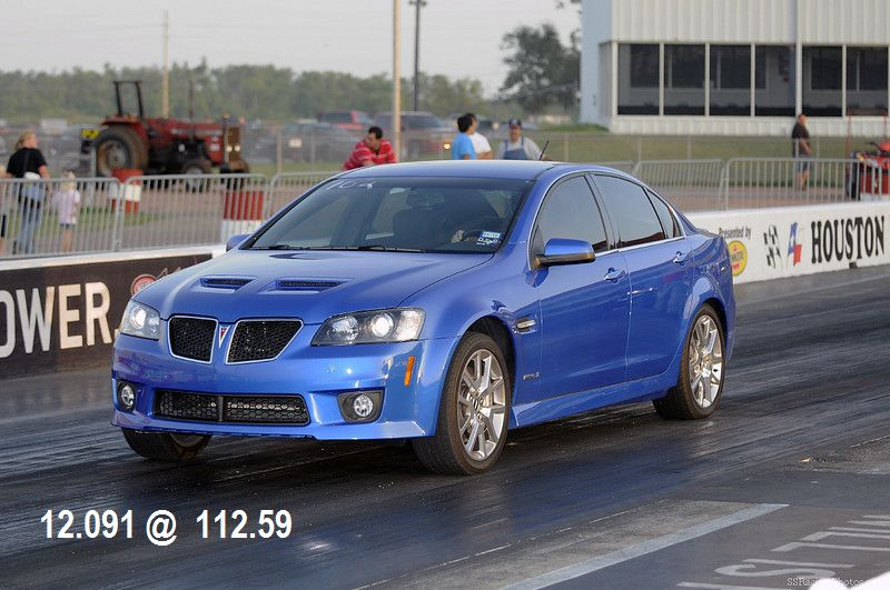 2009 pontiac g8 gxp 1 4 mile drag racing timeslip specs 0. Black Bedroom Furniture Sets. Home Design Ideas