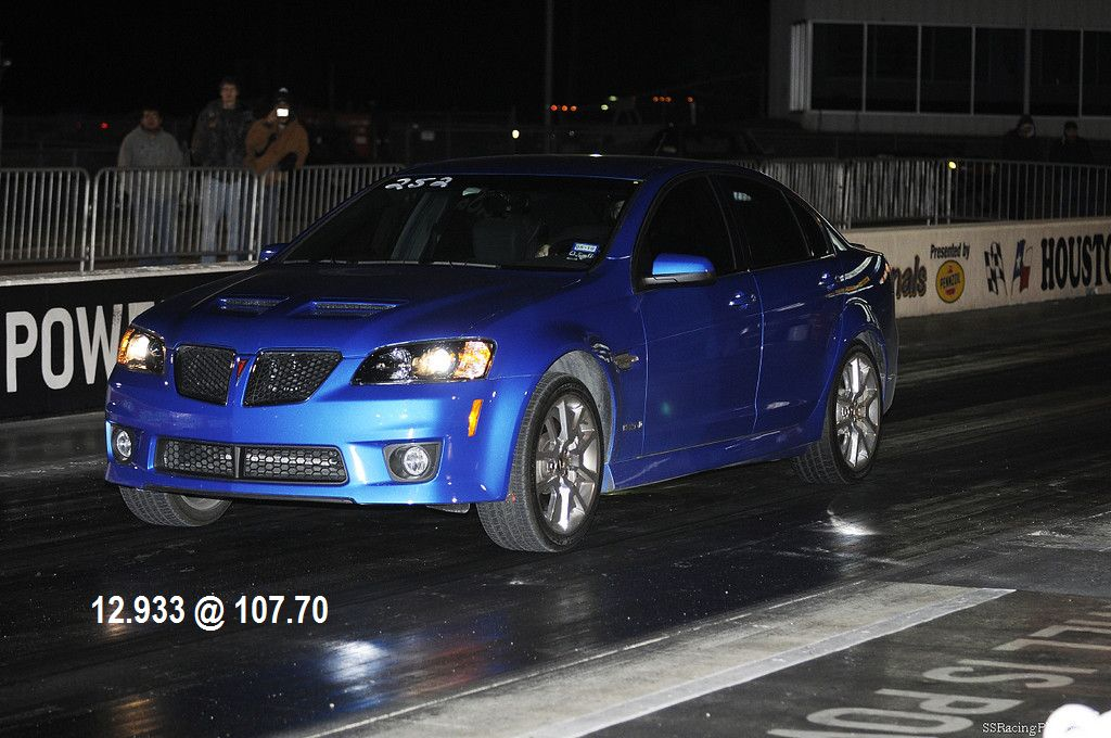2009  Pontiac G8 GXP picture, mods, upgrades