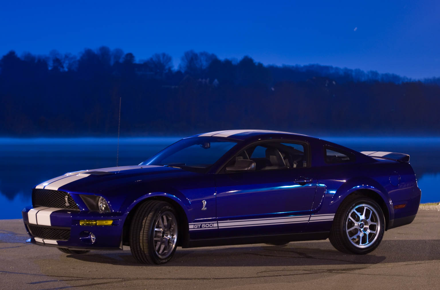 2009  Ford Mustang Shelby-GT500  picture, mods, upgrades