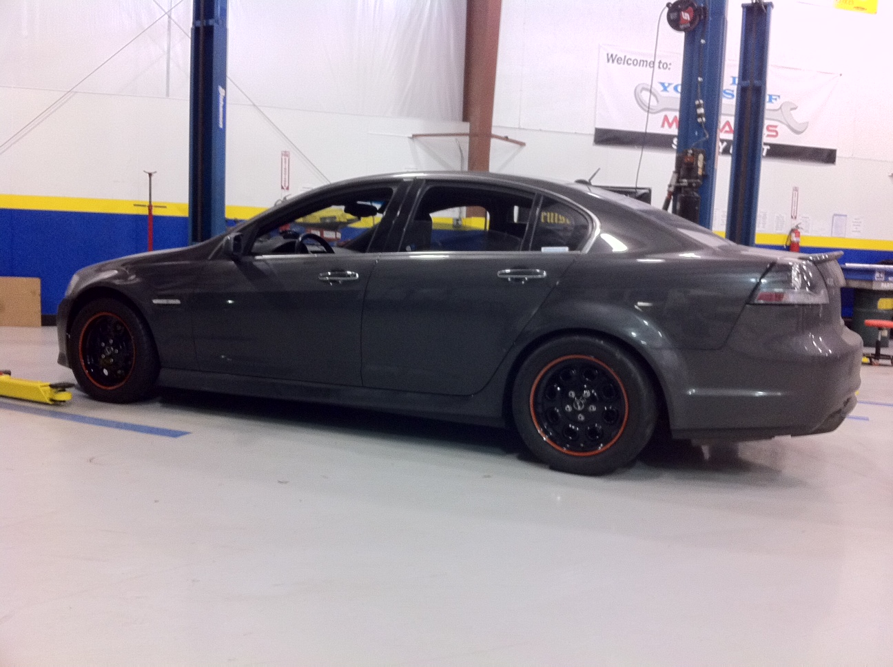 2008  Pontiac G8 GT picture, mods, upgrades
