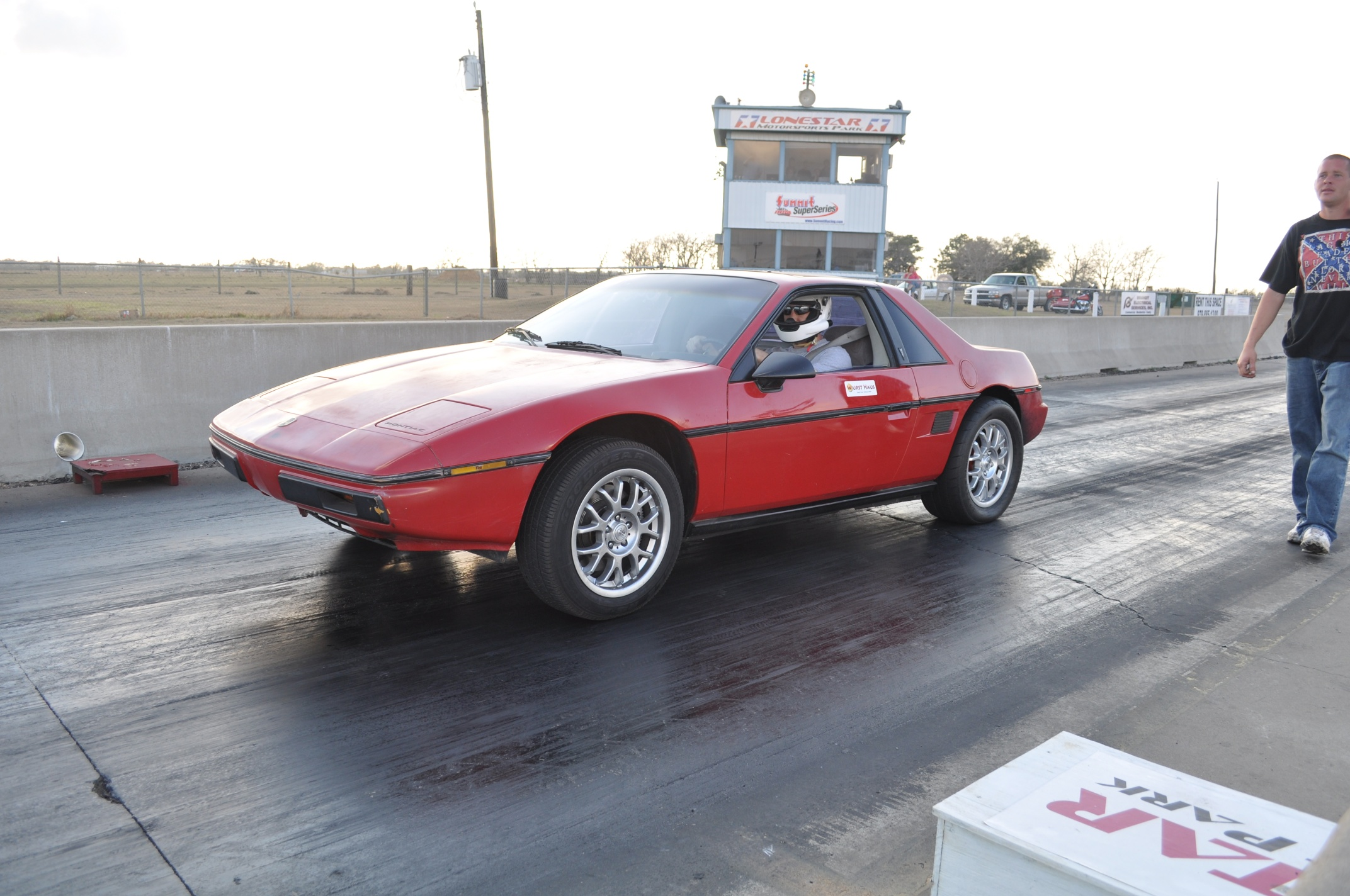1984  Pontiac Fiero 2M4 Electric picture, mods, upgrades