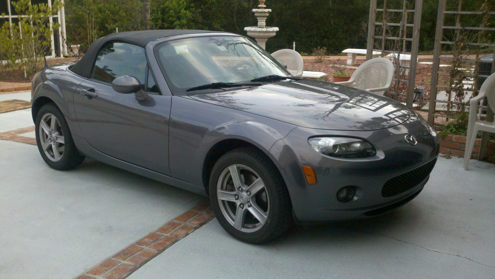 2008 Mazda Miata MX5 Goodwin-Racing Supercharger