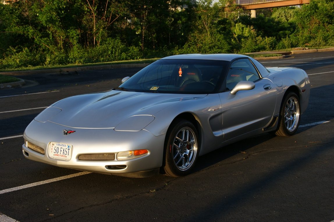 2001  Chevrolet Corvette Z)^ picture, mods, upgrades