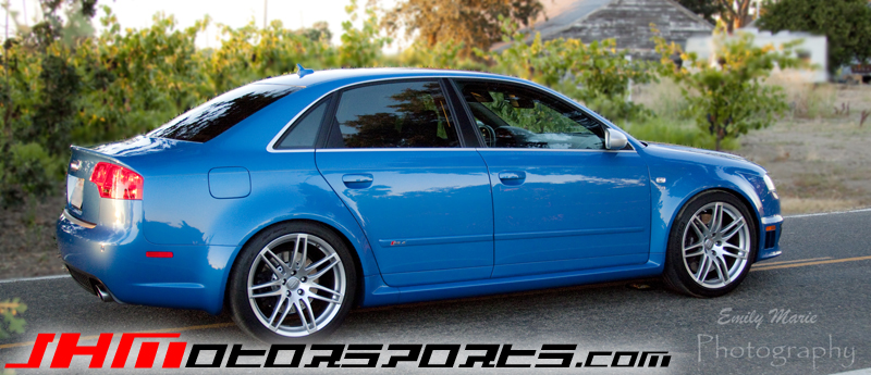 2007  Audi RS-4 All Motor picture, mods, upgrades