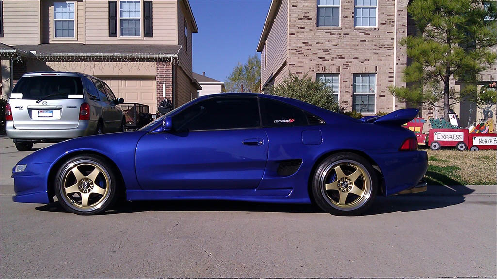 1992  Toyota MR2 Turbo picture, mods, upgrades