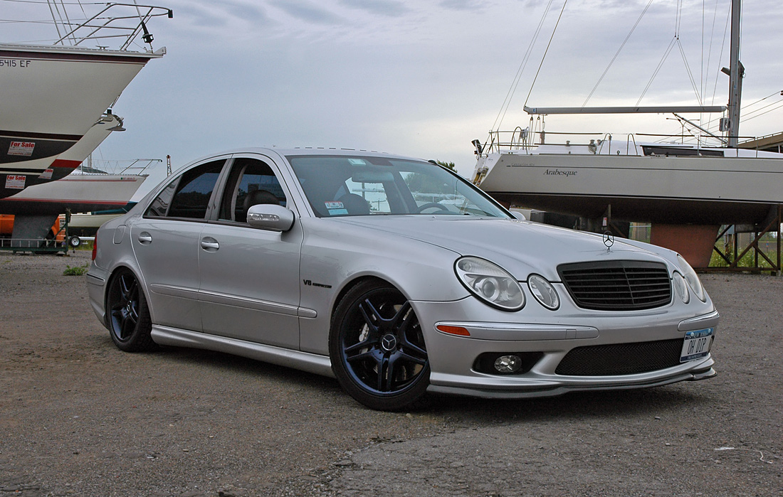 2003 mercedes benz e55 amg 1 4 mile drag racing timeslip. Black Bedroom Furniture Sets. Home Design Ideas