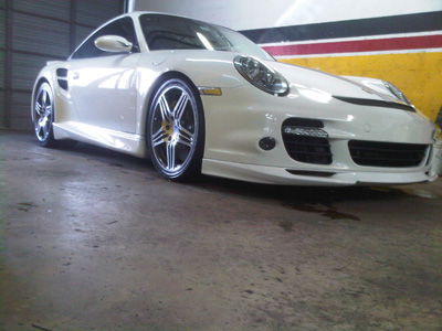 2007  Porsche 911 Turbo Protomotive picture, mods, upgrades