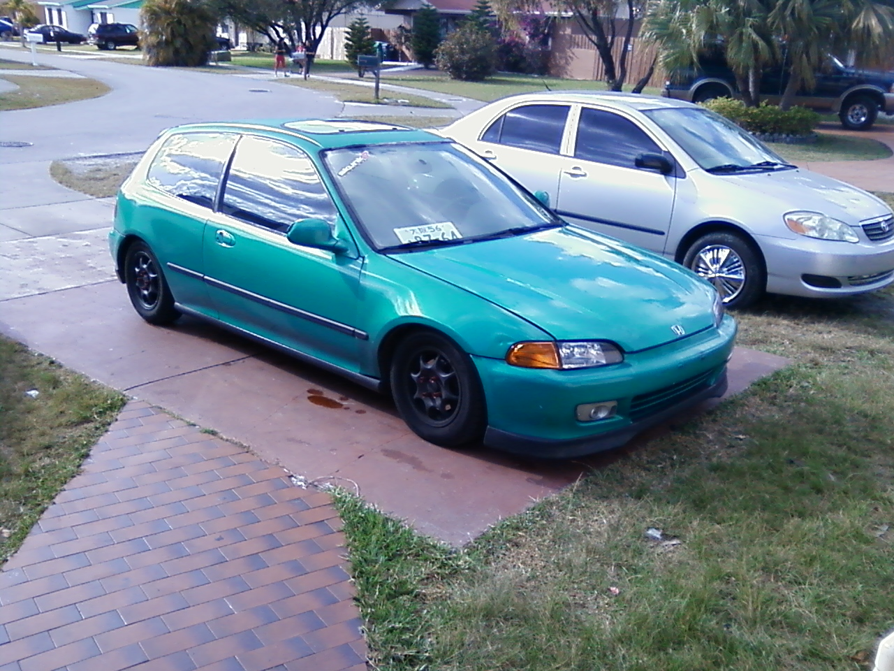 1993  Honda Civic Dx picture, mods, upgrades