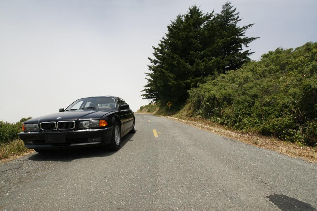 1995  BMW 750iL  picture, mods, upgrades