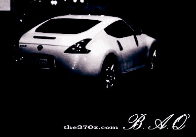 2009 Nissan 370Z Base Touring 6MT