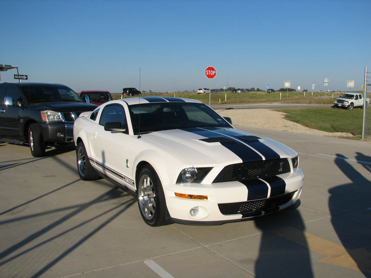 2007 ford mustang shelby gt500 1 4 mile drag racing timeslip specs 0. Black Bedroom Furniture Sets. Home Design Ideas
