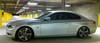 2008  BMW 335xi Coupe picture, mods, upgrades