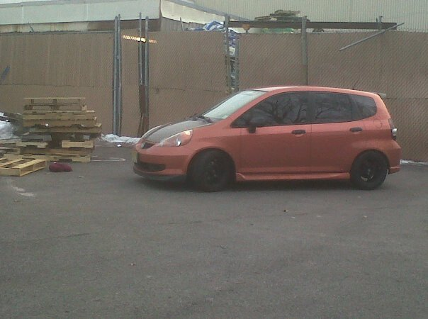 2008  Honda FIT Sport picture, mods, upgrades
