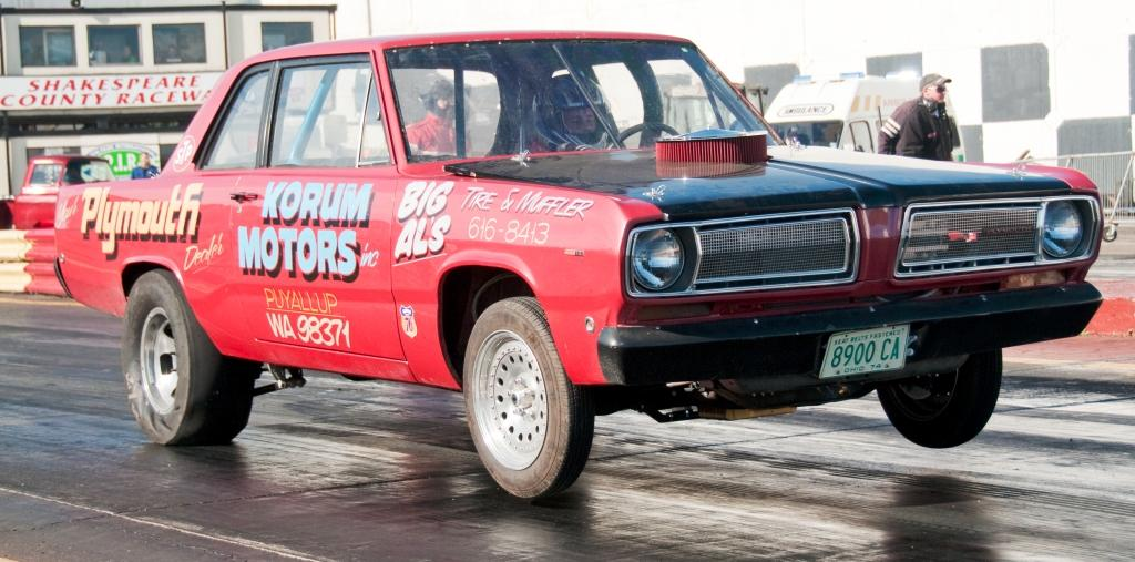 1968 Plymouth Valiant smallblock