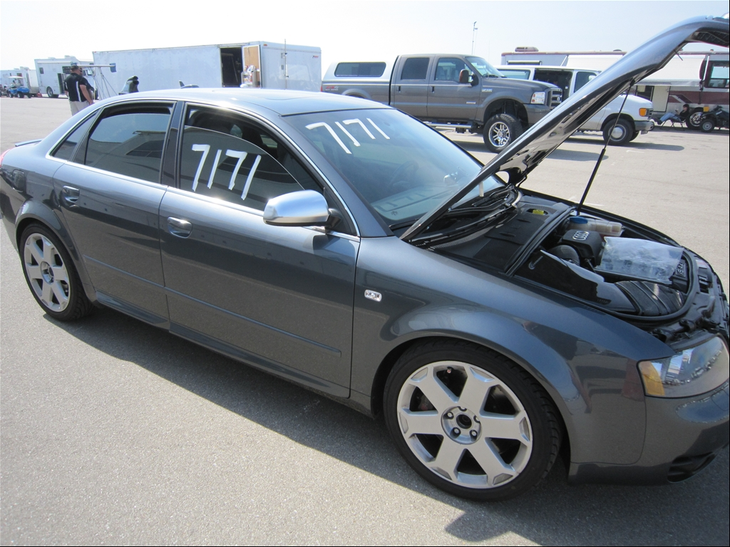 2005 audi s4 b6 1 4 mile drag racing timeslip specs 0 60. Black Bedroom Furniture Sets. Home Design Ideas
