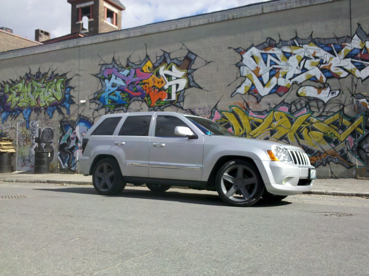 2008 Jeep Grand Cherokee Limited Picture, Mods, Upgrades