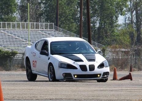 2008 Pontiac Grand Prix GXP 14 mile trap speeds 060  DragTimescom