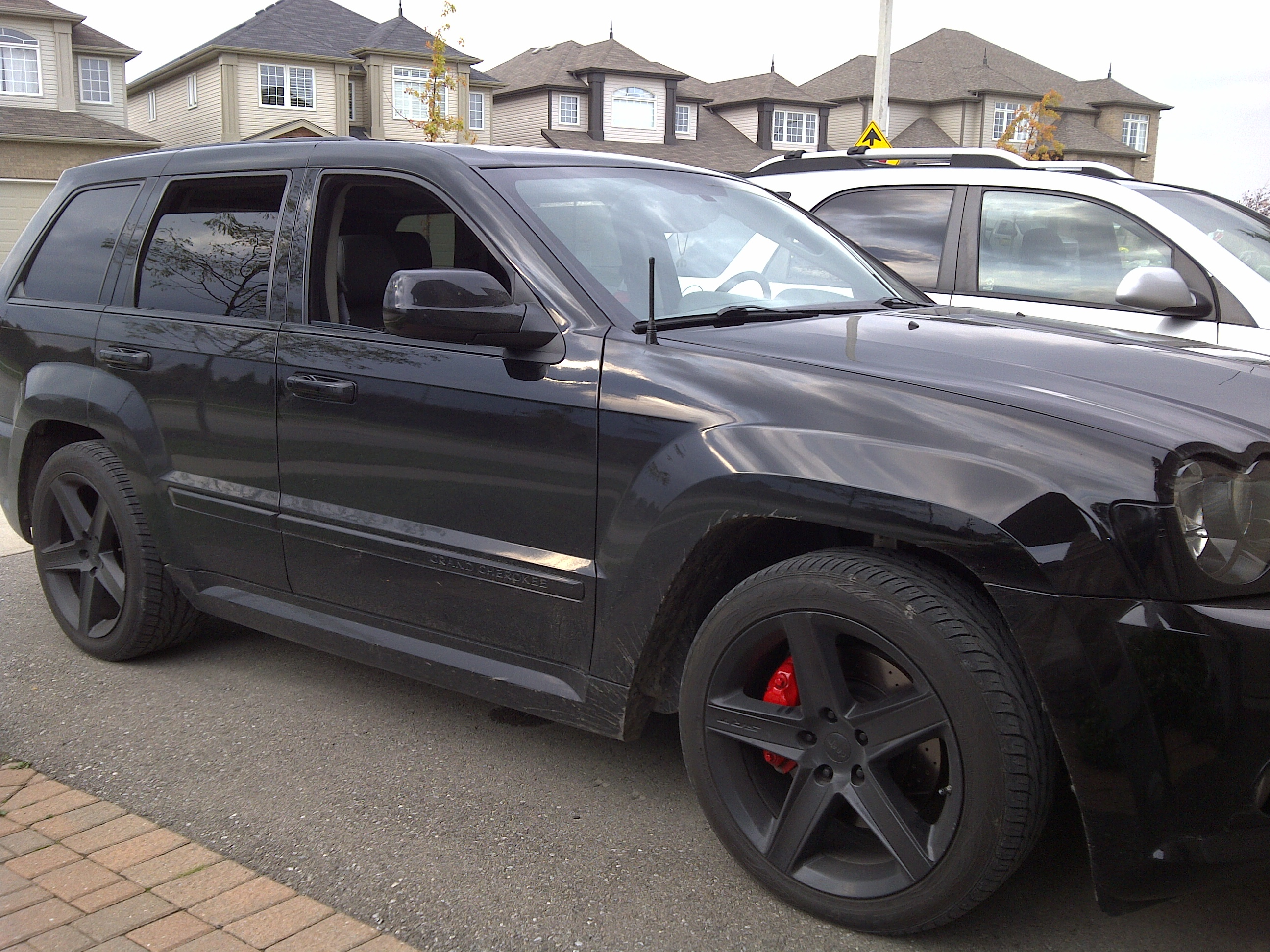 2007 Jeep Cherokee SRT8
