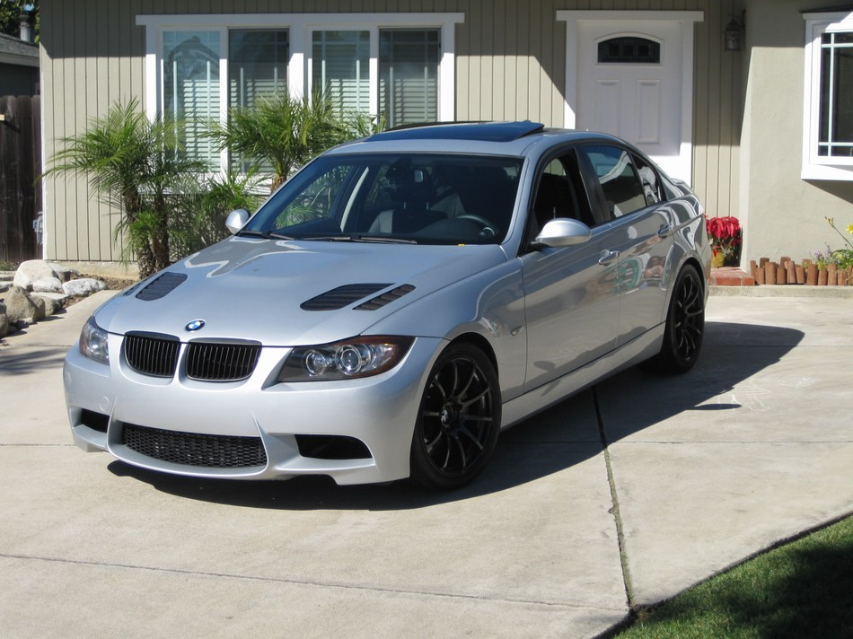 2007 bmw 335i giac stage 2race 6mt sedan 1 4 mile drag. Black Bedroom Furniture Sets. Home Design Ideas