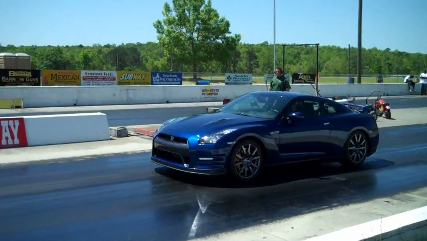 2012  Nissan GT-R  picture, mods, upgrades