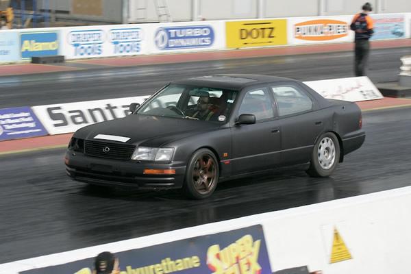 Lexus Extended Warranty >> 1995 Lexus LS400 1/4 mile trap speeds 0-60 - DragTimes.com