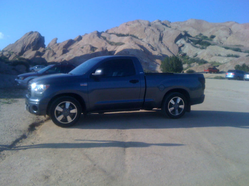 2008  Toyota Tundra SR5 picture, mods, upgrades