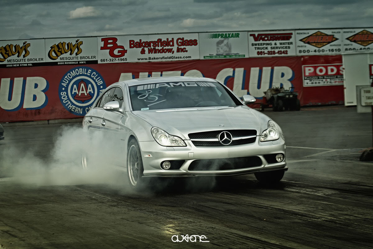 2007  Mercedes-Benz CLS63 AMG Nitrous picture, mods, upgrades