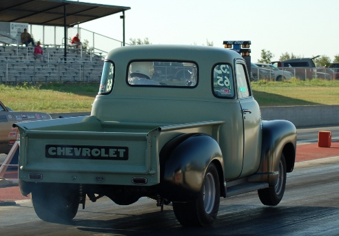 1950  Chevrolet Pickup 3100 picture, mods, upgrades