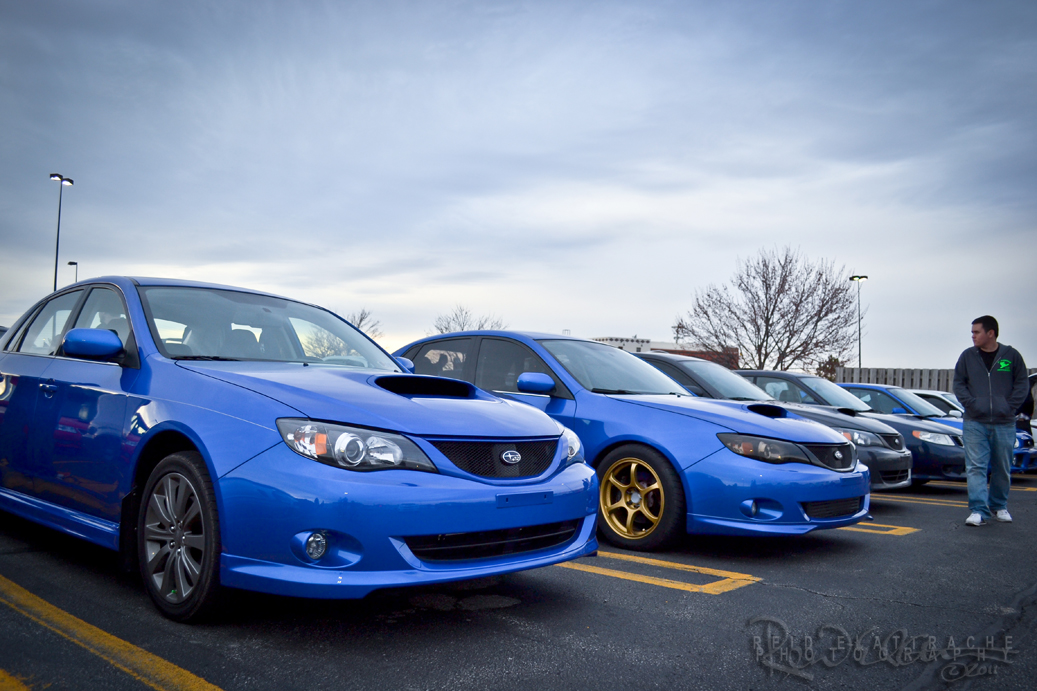 2010  Subaru Impreza WRX picture, mods, upgrades