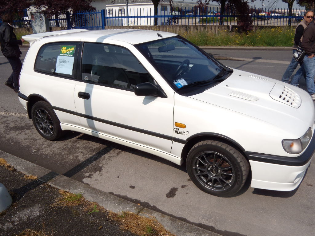 1992  Nissan Pulsar GTI-R picture, mods, upgrades