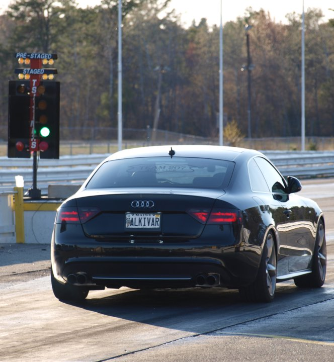 2008  Audi A5  picture, mods, upgrades