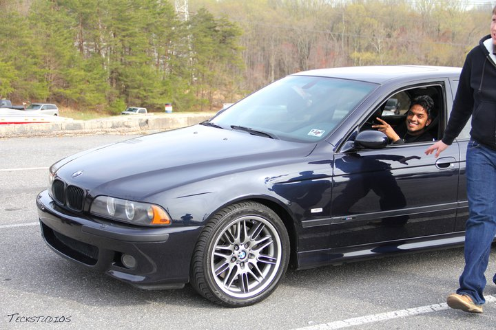 2002  BMW M5  picture, mods, upgrades