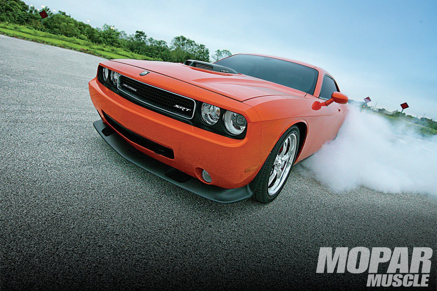 2008 Dodge Challenger SRT8 Twin Turbo