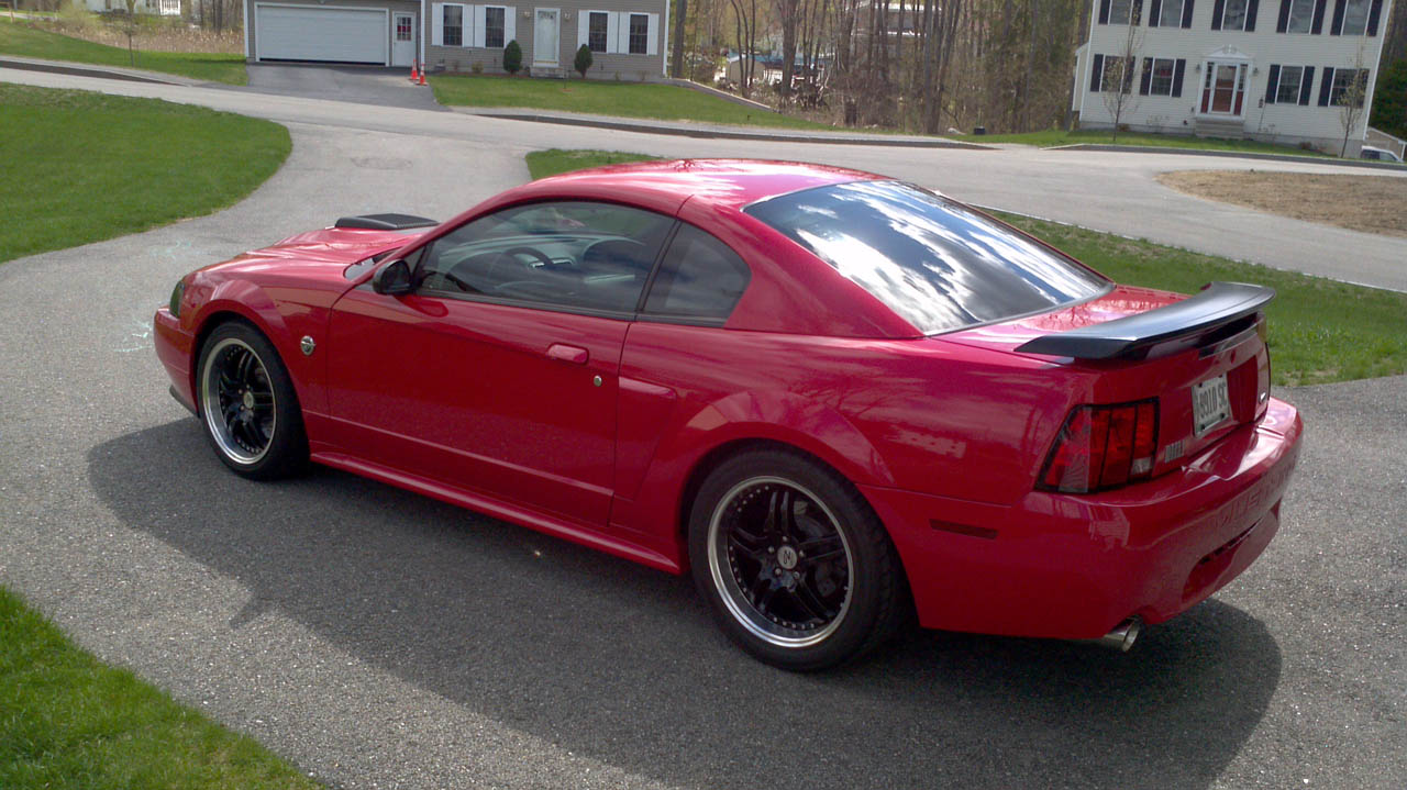 2004  Ford Mustang Mach 1 picture, mods, upgrades